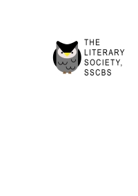 Editorial Board - The Literary Society