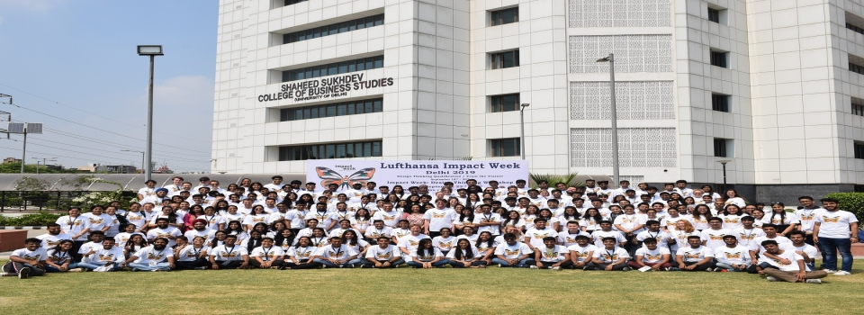 SIIF and Yuva organised Impact Week 2019 with...